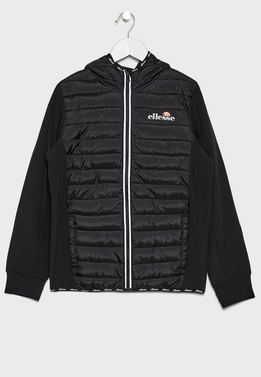 Youth Glinta Quilted Jacket