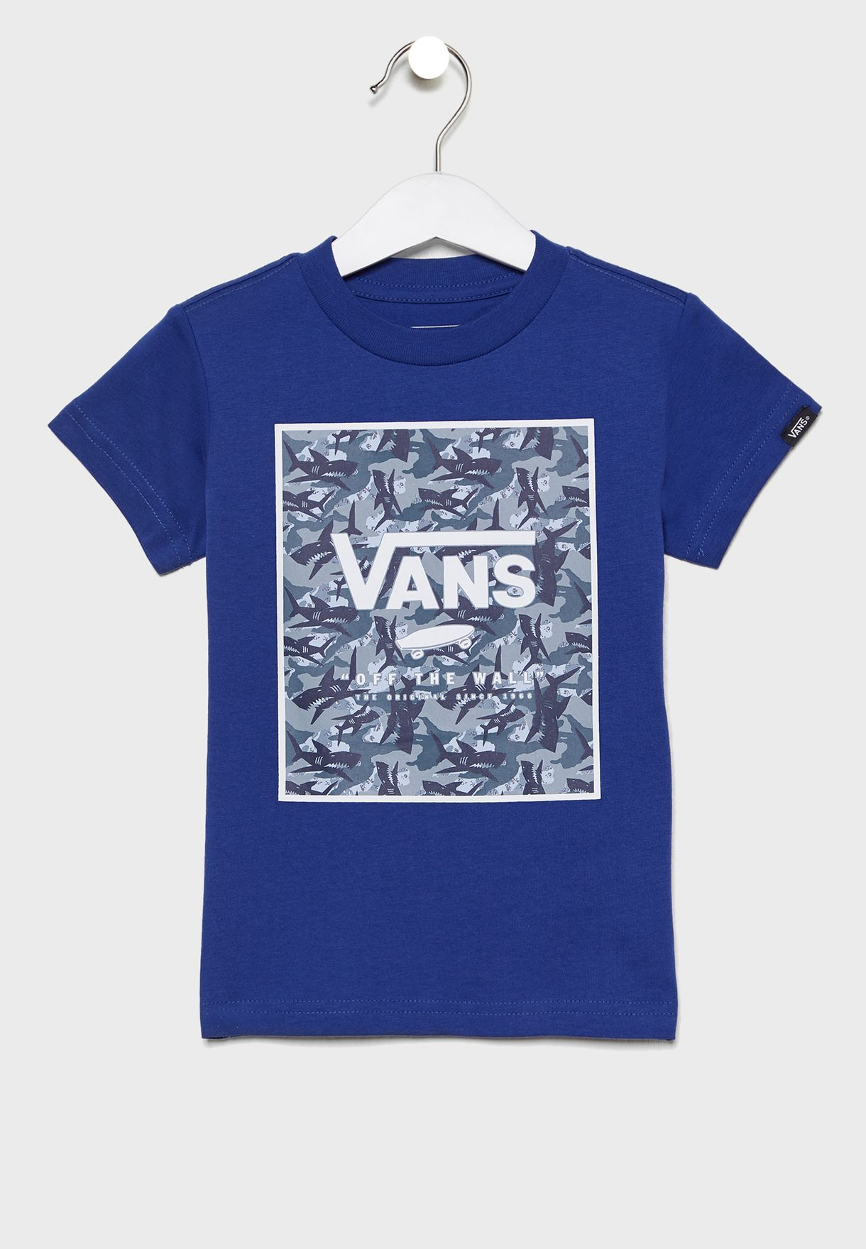 Kids Print Box T-Shirt
