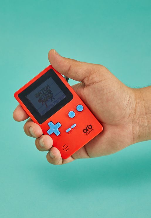 Retro Handheld Game Console