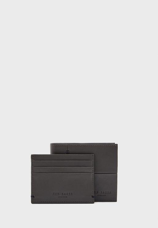 Carterr Wallet+Cardholder Giftset