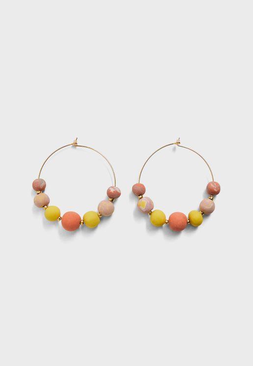 Tambor Hoop Earrings