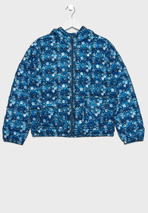 Kids Pocket Detail Jacket