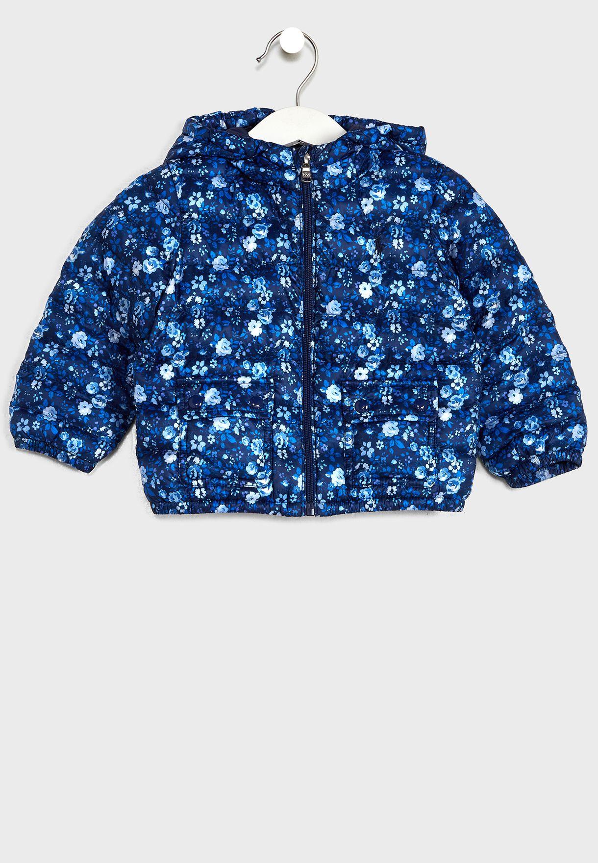 Kids Pocket Detail Jacket