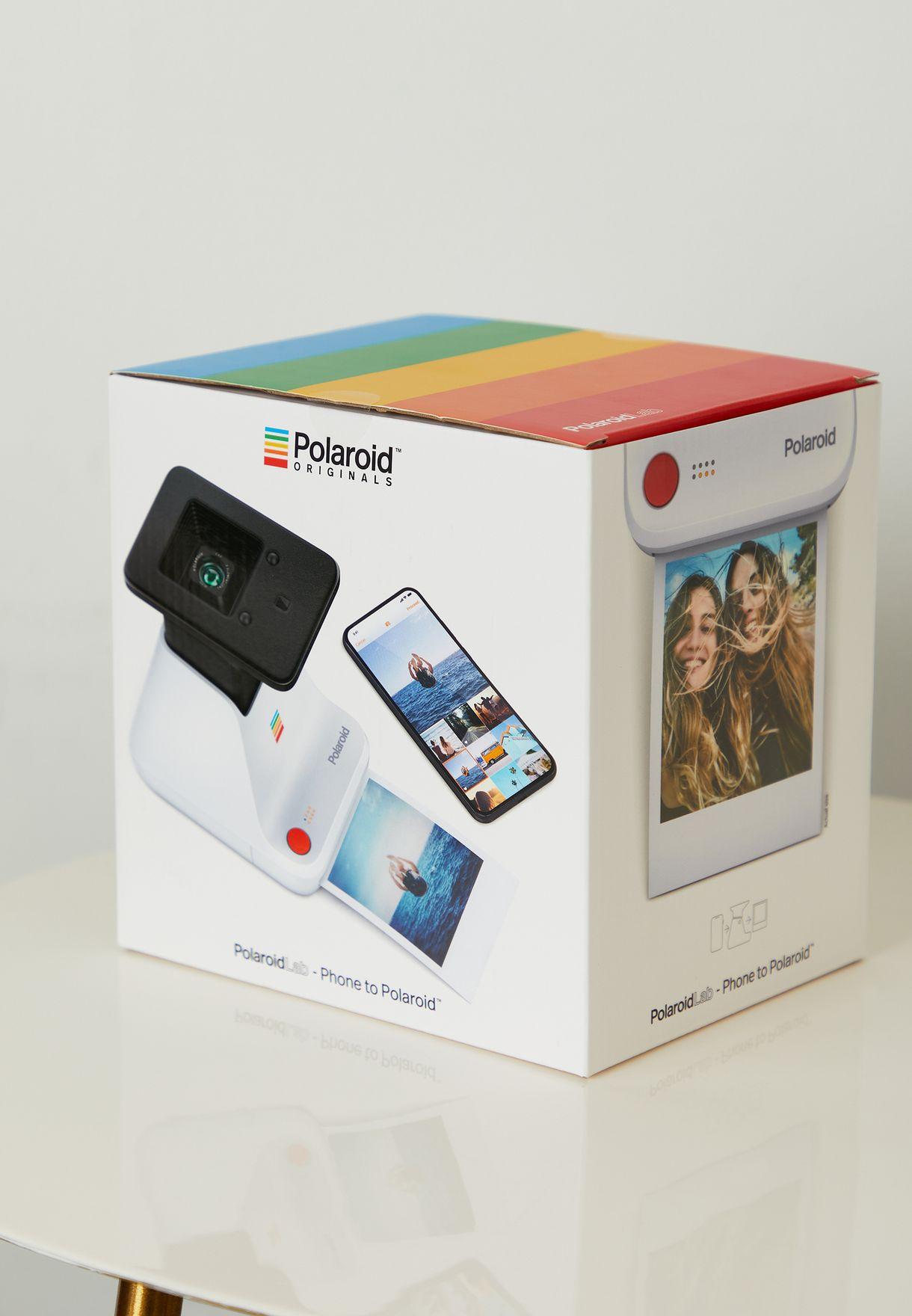 The Polaroid Original Lab - Digital To Analog Phot