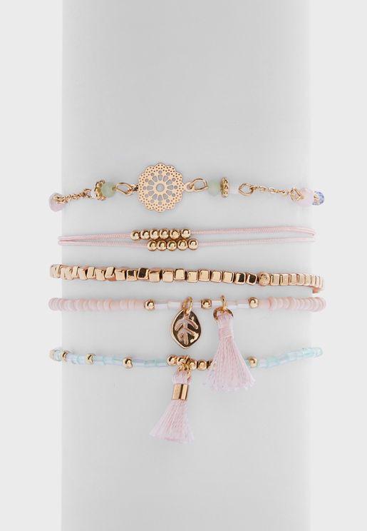 Isydia Multipack Bracelet Set