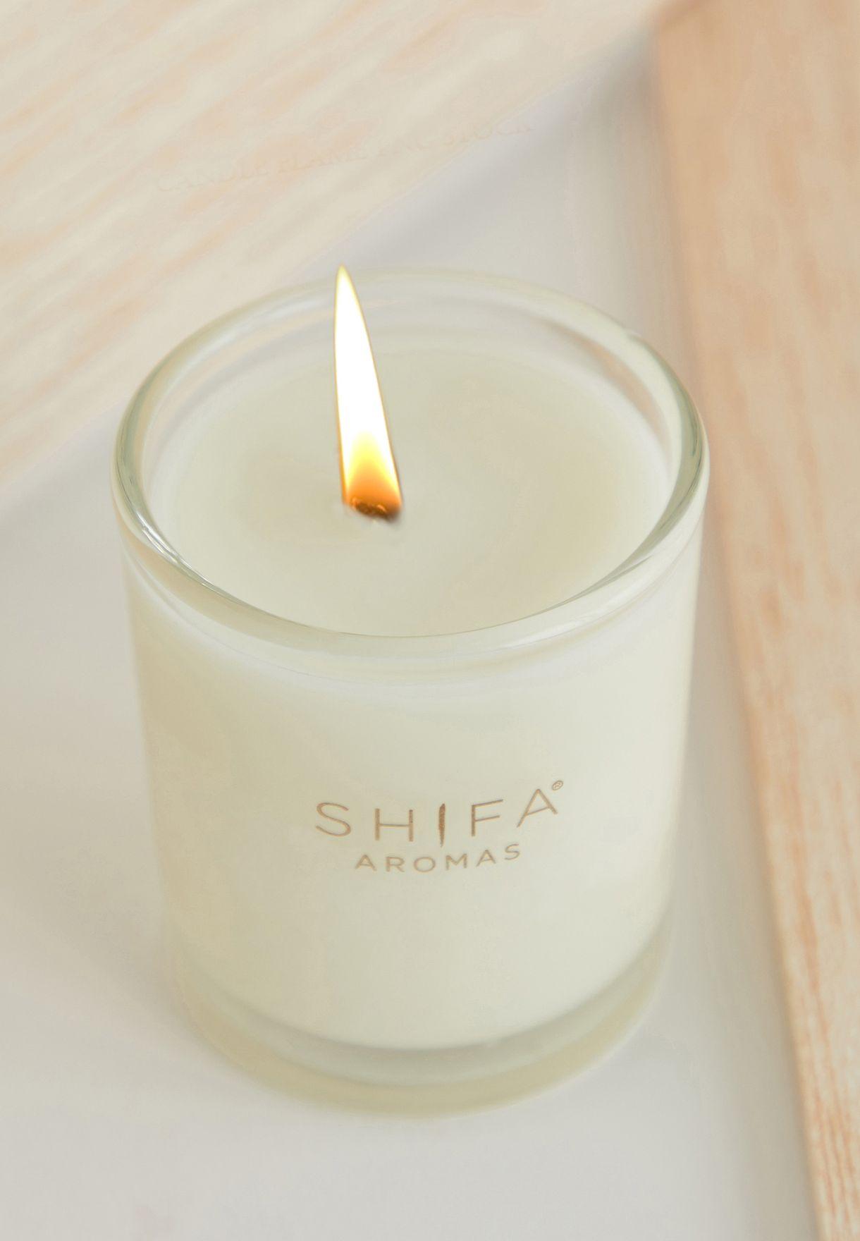 Plum, Orchid & Vanilla Candle & Diffuser Set