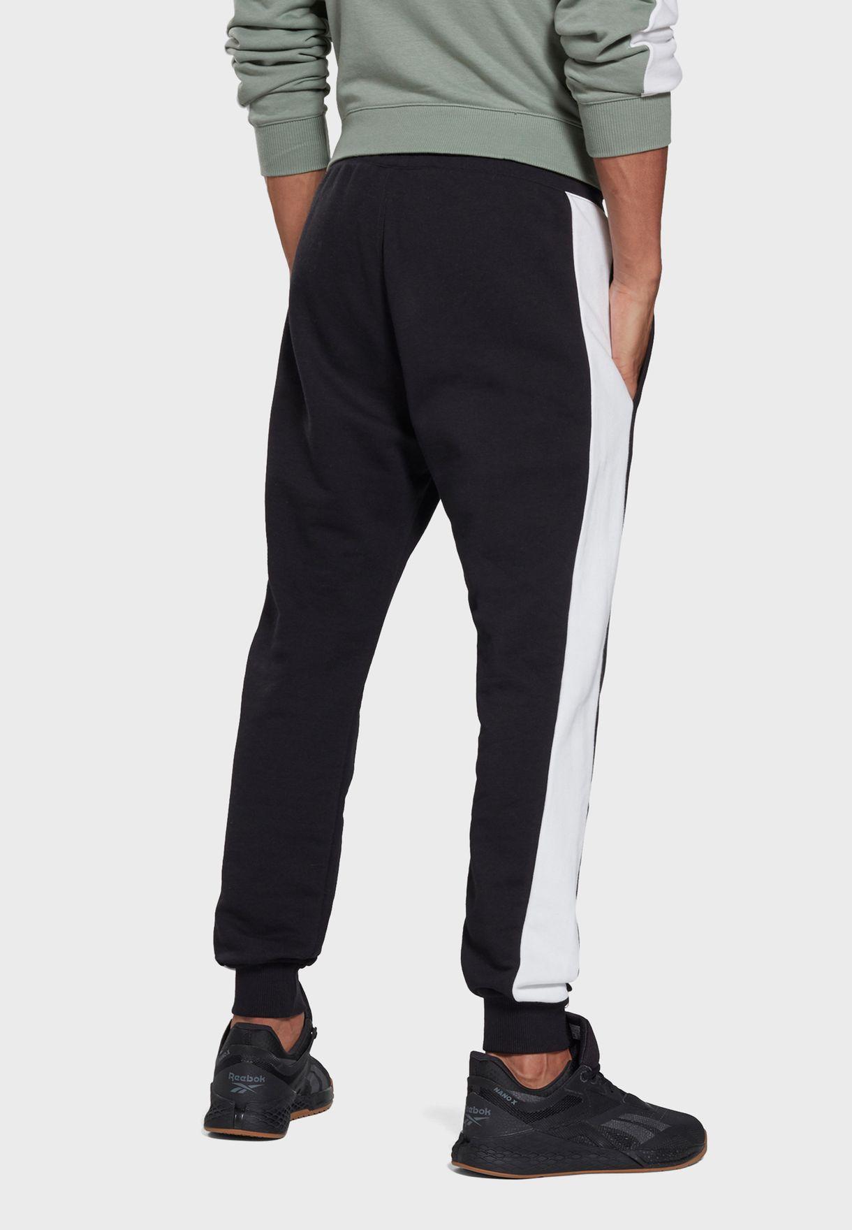 Linear Logo Graphic Sweatpants