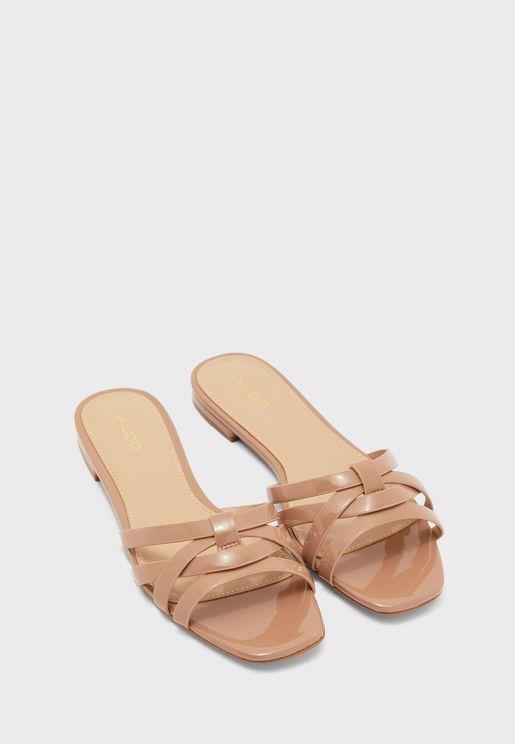 Astirinna Flat Sandal