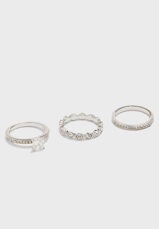 Vintage Trilogy Ring