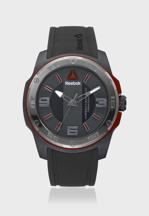 Barbell Analog Watch