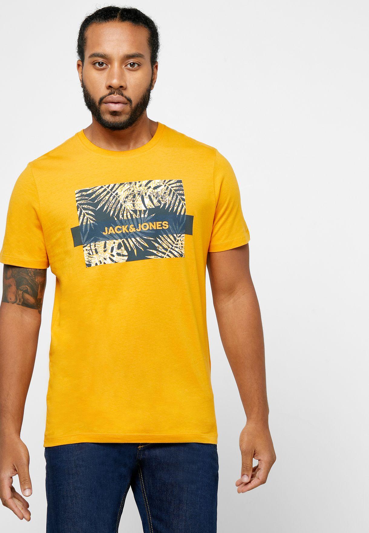 Keaton Crew Neck T-Shirt