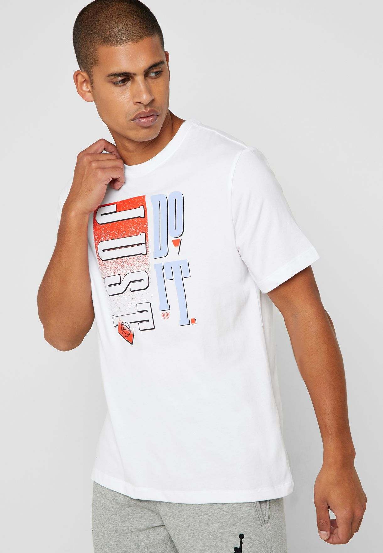 Dri-FIT Just Do It Ball T-Shirt