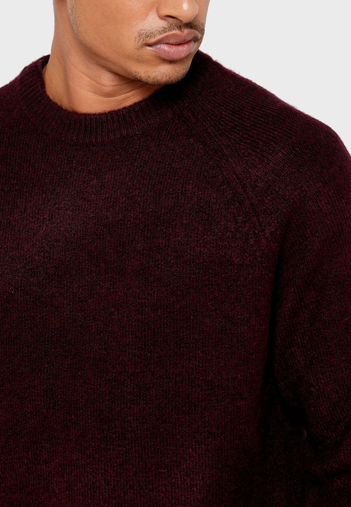 Harlow Raglan Sweater
