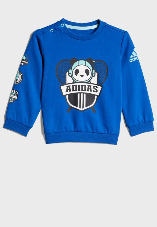 Infant Graphic Tracksuit