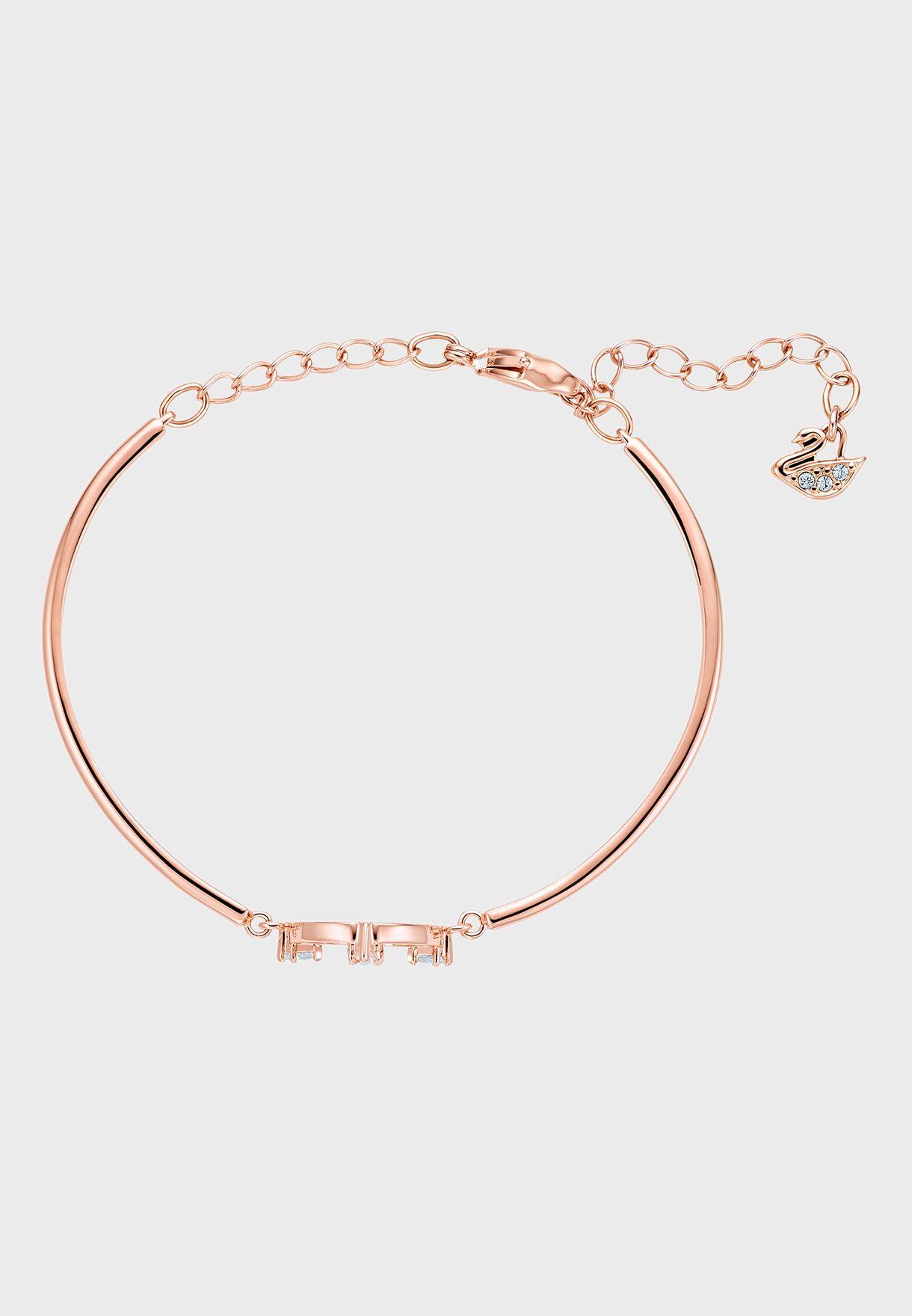 North Bangle Glass Bracelet