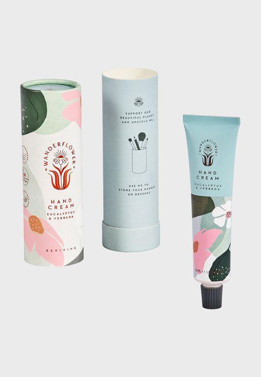 Eucalyptus & Verbena Hand Cream