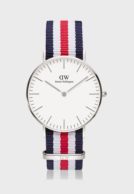 Classic Canterbury Analog Watch