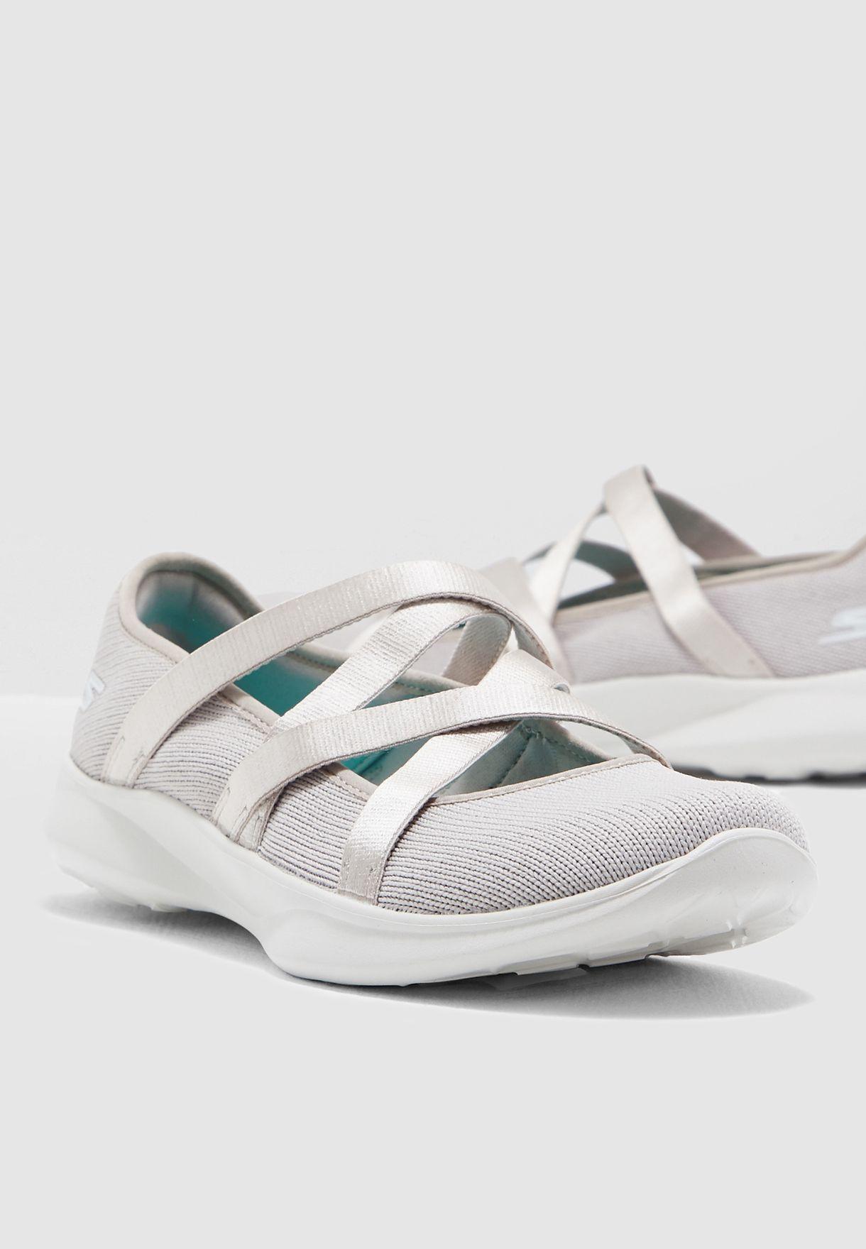 Buy Skechers beige Serene for Women in