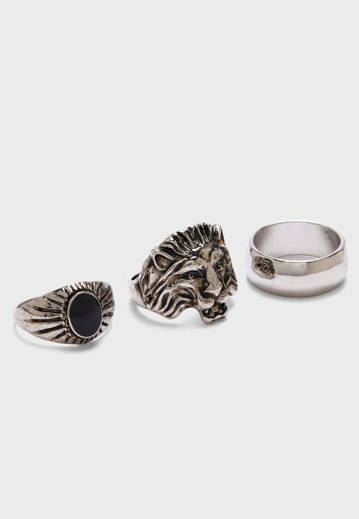 Mix Ring Set