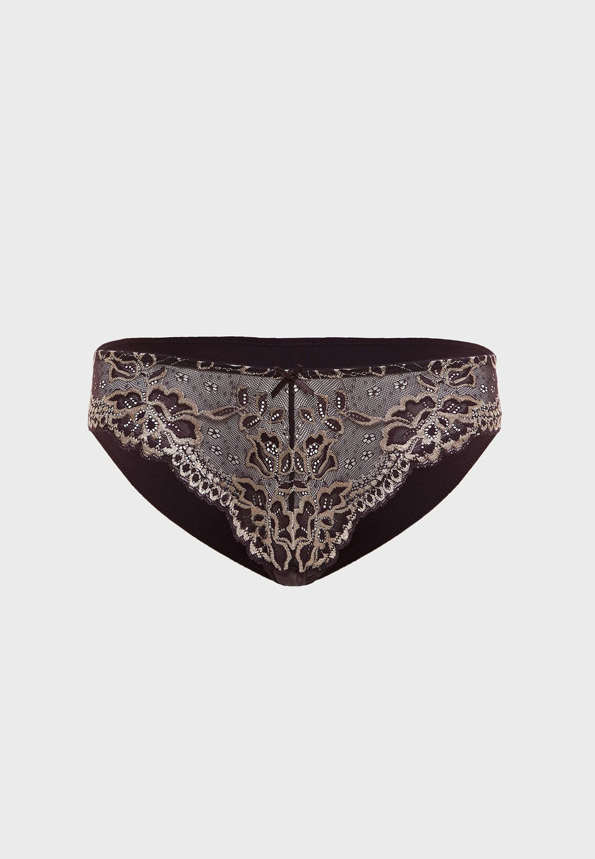 Embroidered Briefs
