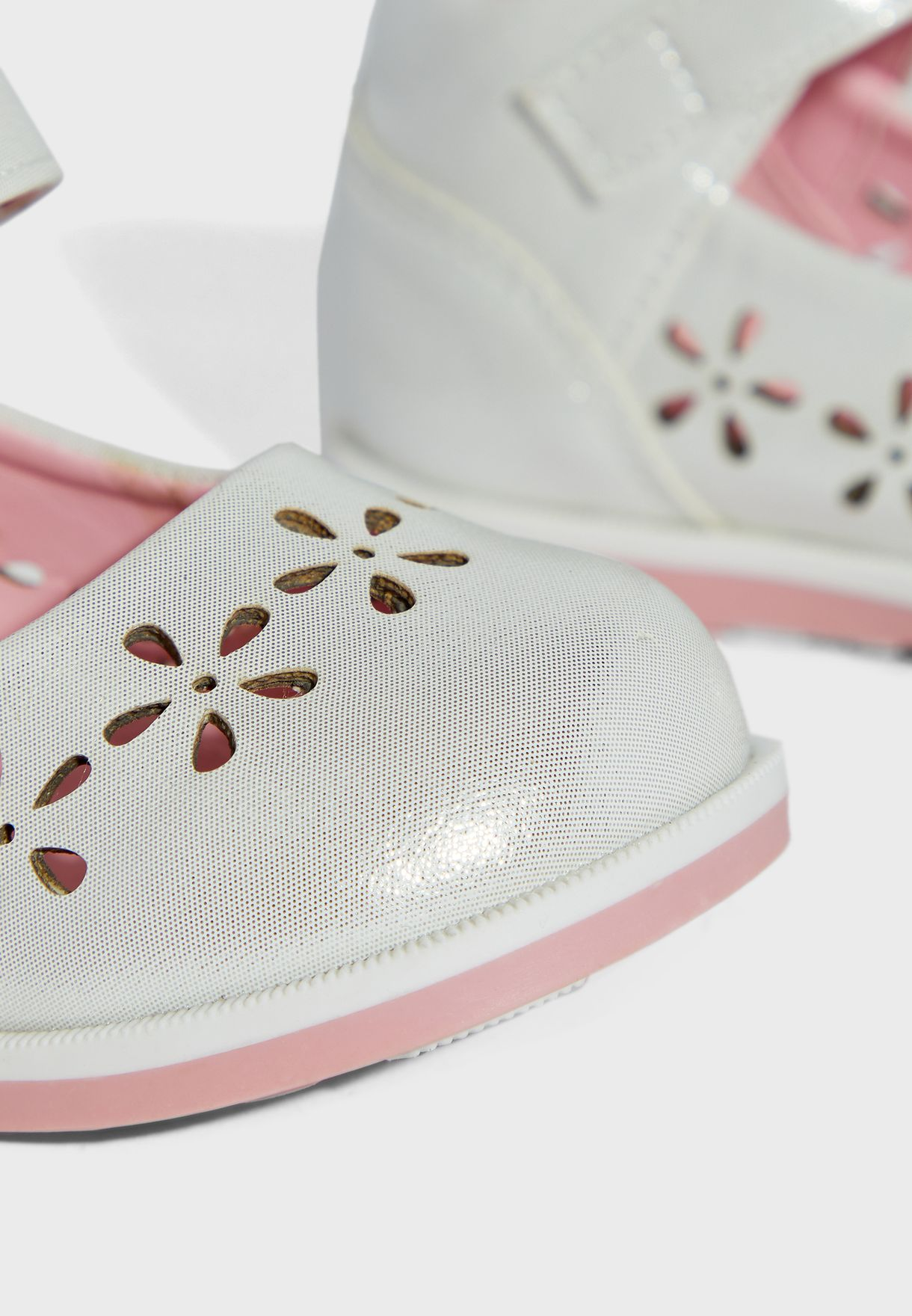Infant Perforated Ballerina
