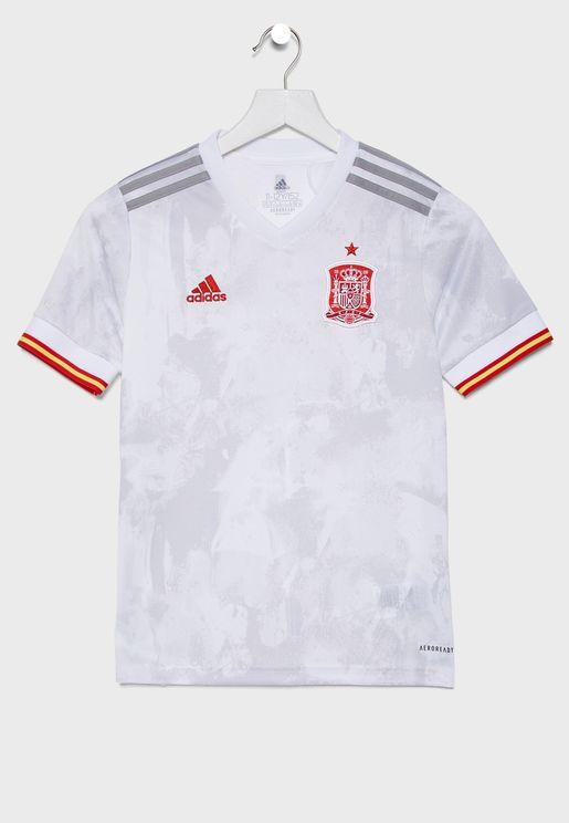 تيشيرت بشعار فريق اسبانيا لكرة القدم