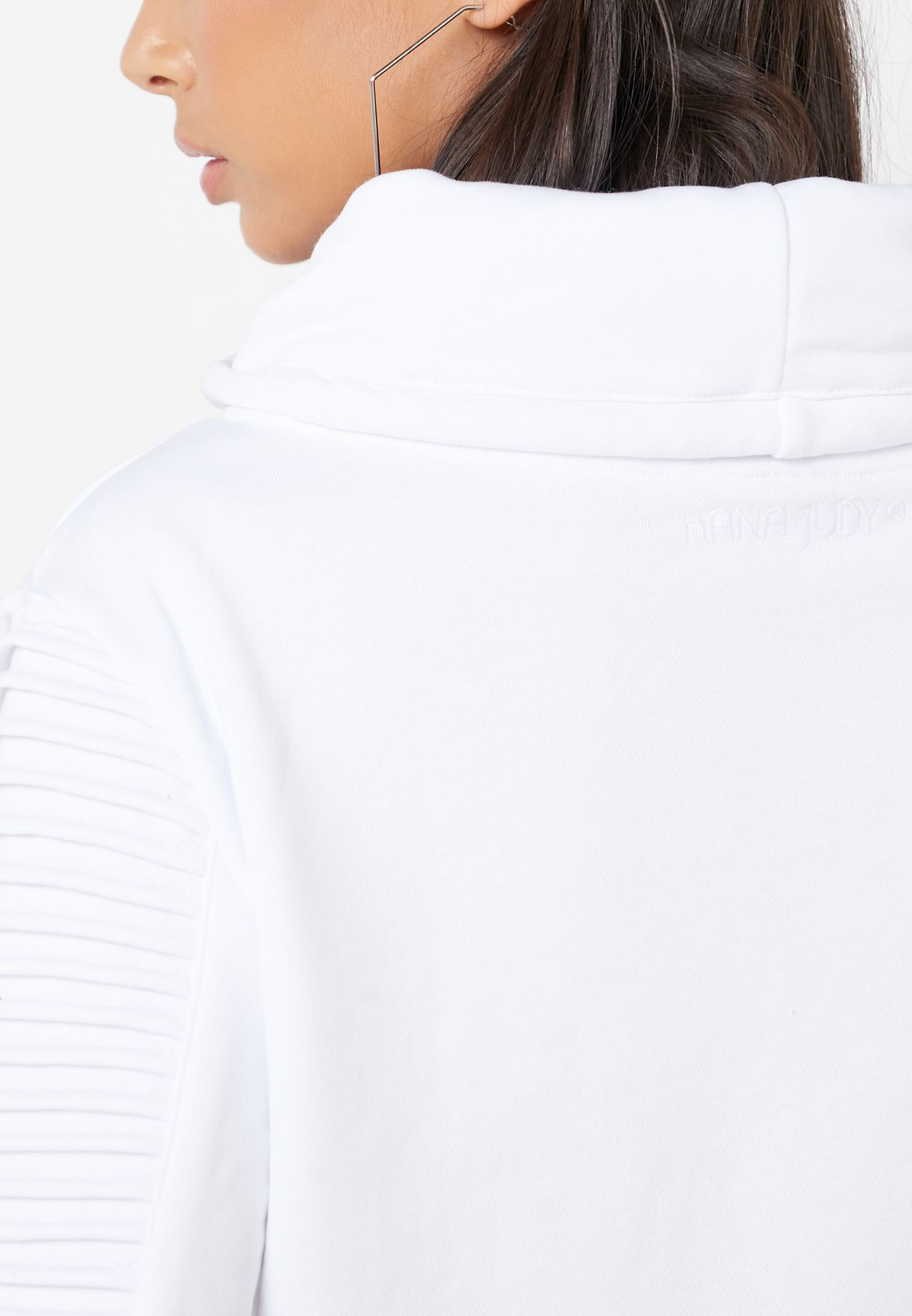 Adelite Funnel Neck Sweatshirt