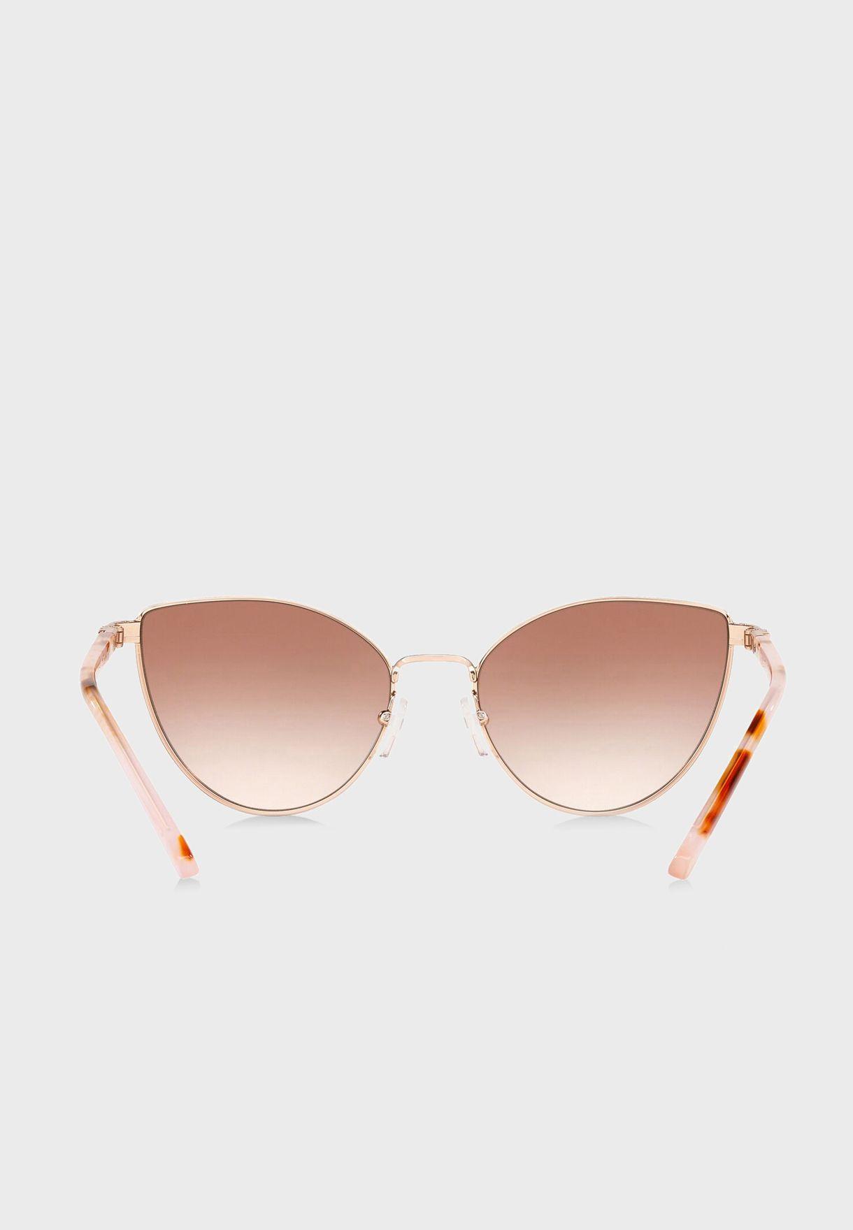 0MK1052 Cat Eye Sunglasses