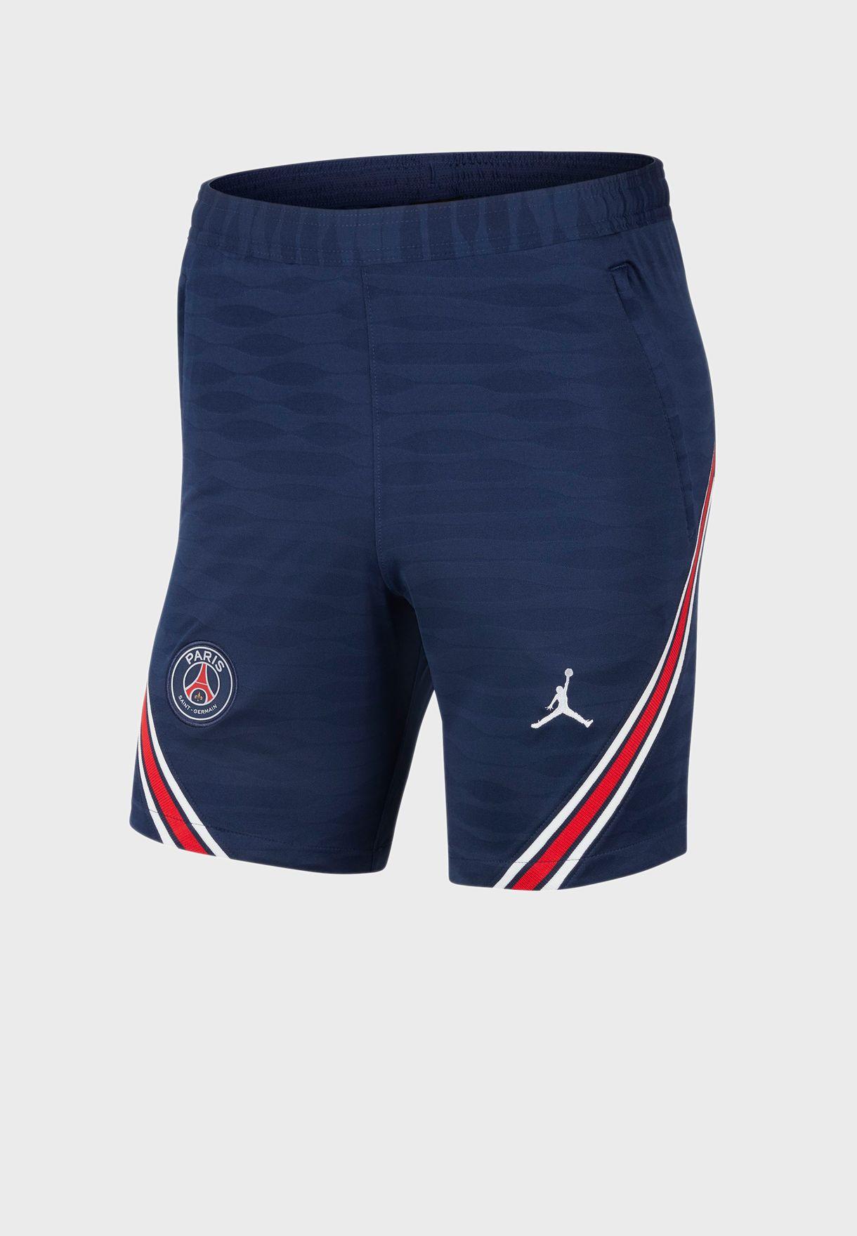 شورت بشعار باريس سان جيرمان لكرة القدم