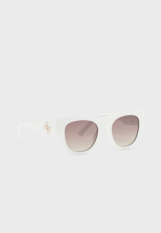 Oval Polarized Sunglasses