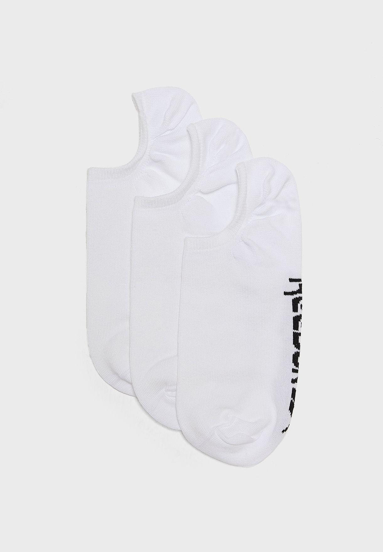 Invisible Elements Sports Unisex Training No Show Socks