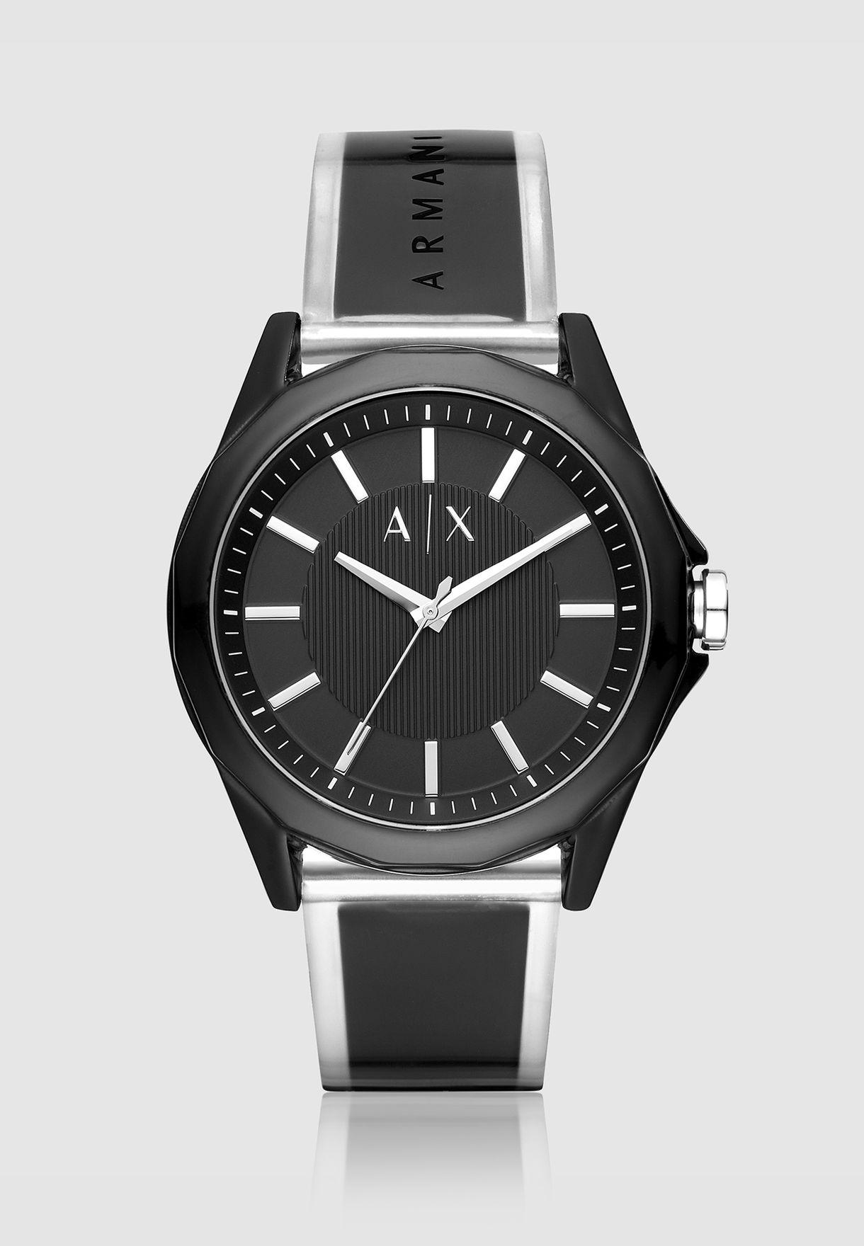 AX2629 AIX  Polyurethane Watch