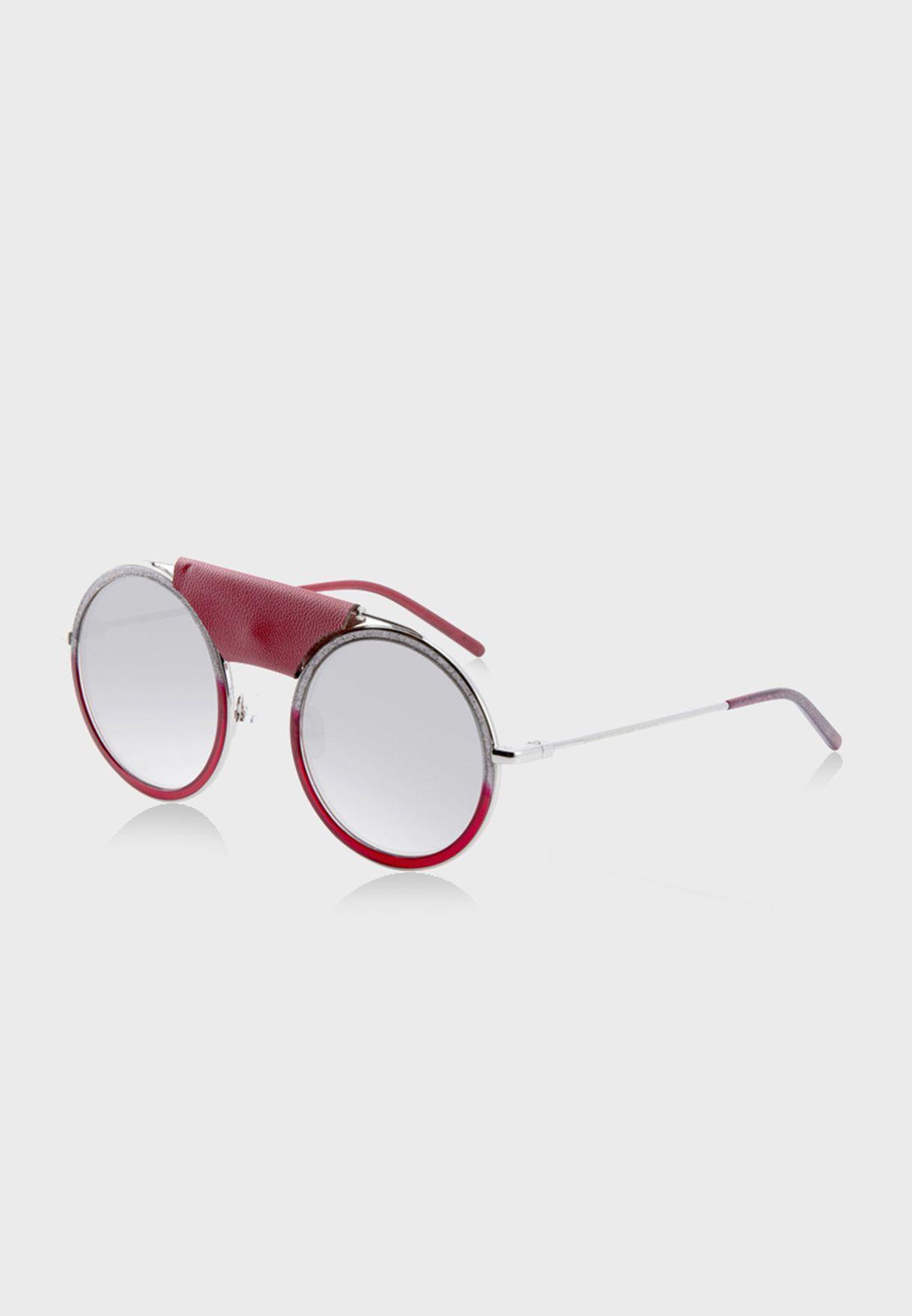 L SR778202 Round Sunglasses