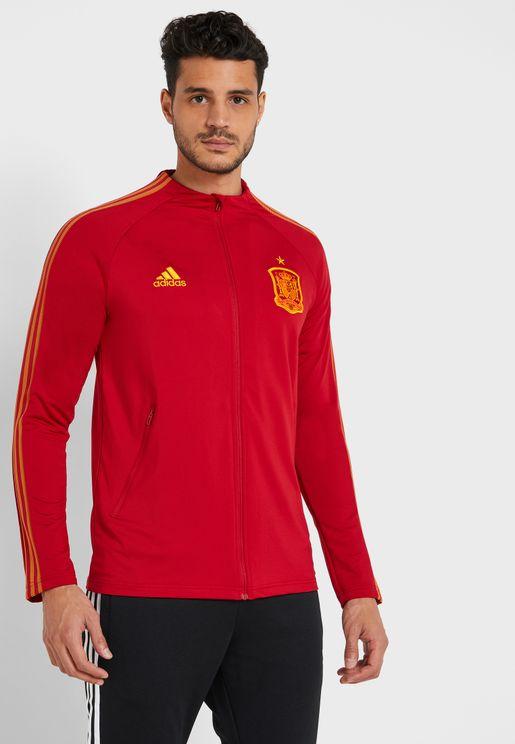 Spain Anthem Jacket