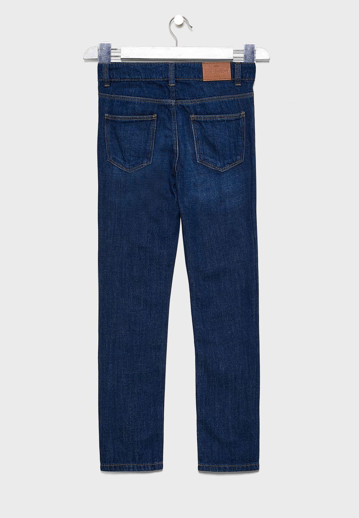 جينز كاجوال للاطفال