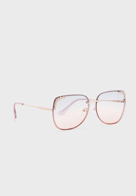 Veerle Oversized Sunglasses