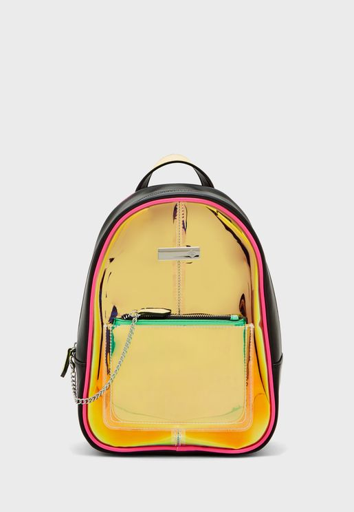 Goalz Transparent Backpack