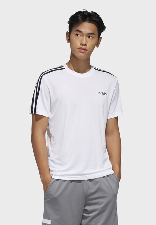 D2M 3 Stripe T-Shirt