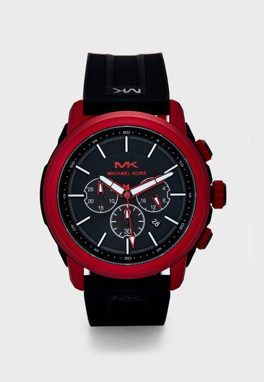 Kyle Chronograph analog watch