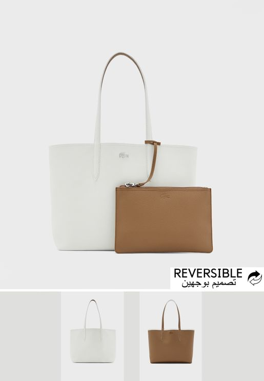 Reversible Access Premium Top Handle Shopper