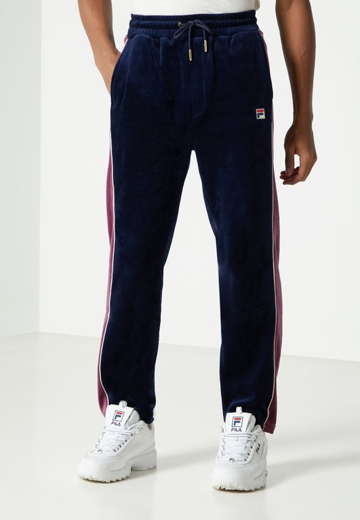 Cima Velour Sweatpants