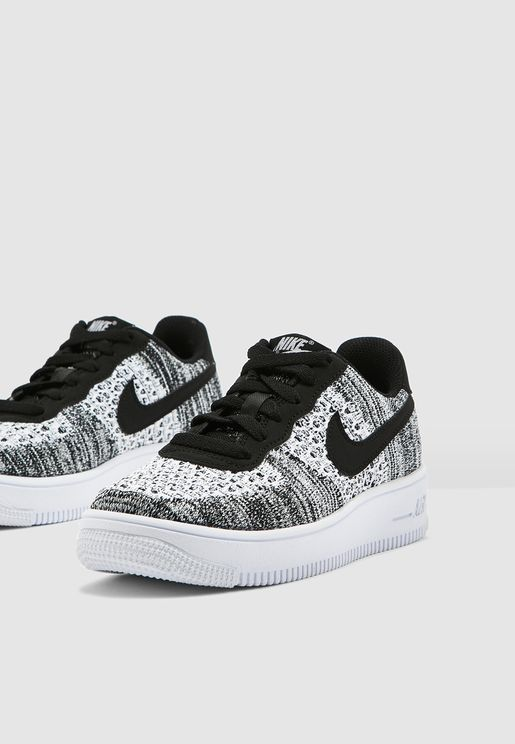 Youth Air Force 1 Flyknit 2.0