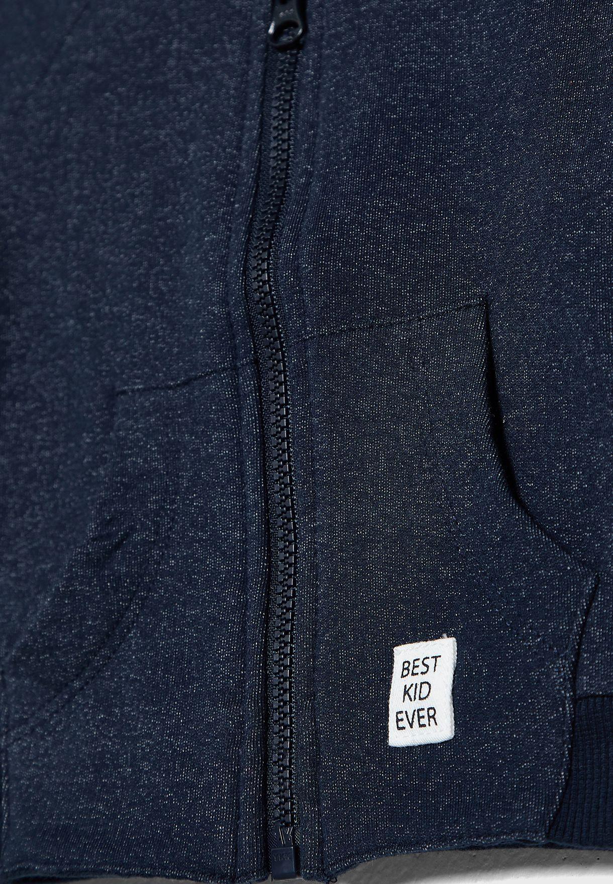 Infant Side Stripe Jacket