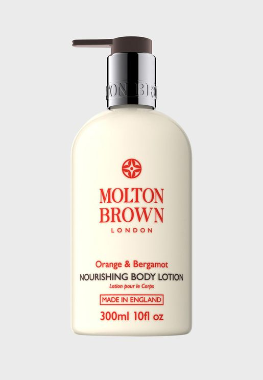 Orange & Bergamot Body Lotion