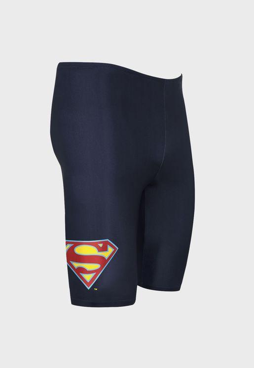 Superman Swimming Shorts