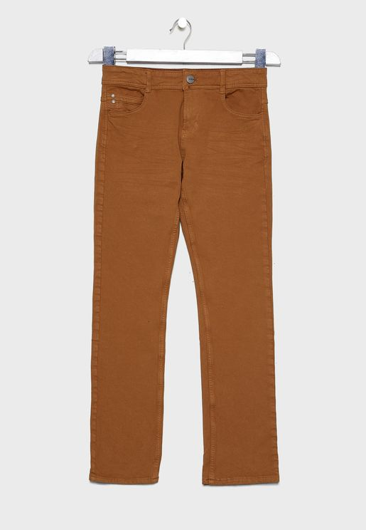 Teen Casual Trousers