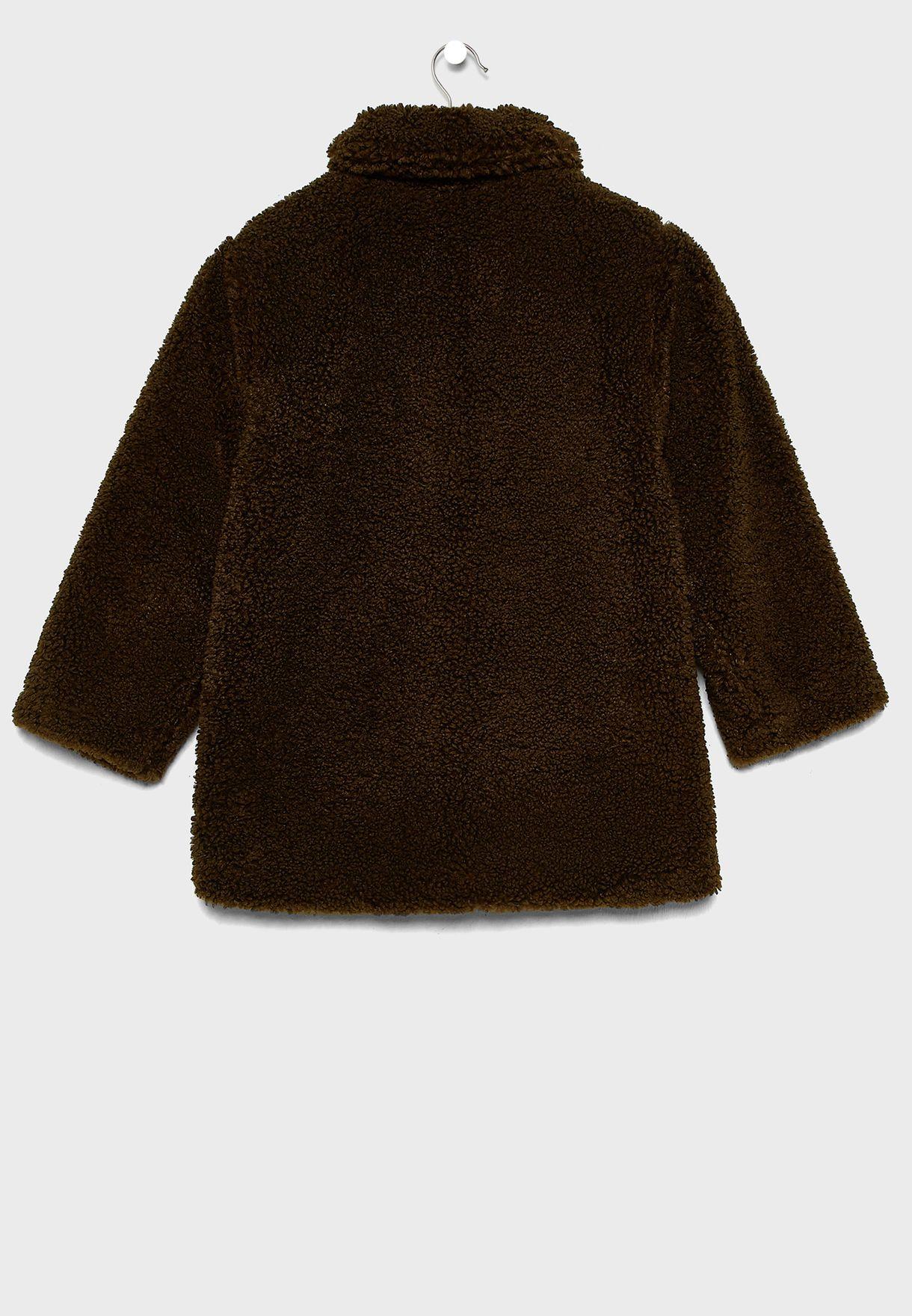 Teen Auren Coat