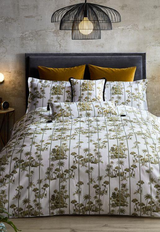 Laurel Olive King Quilt Cover Bedding 228 x 218cm