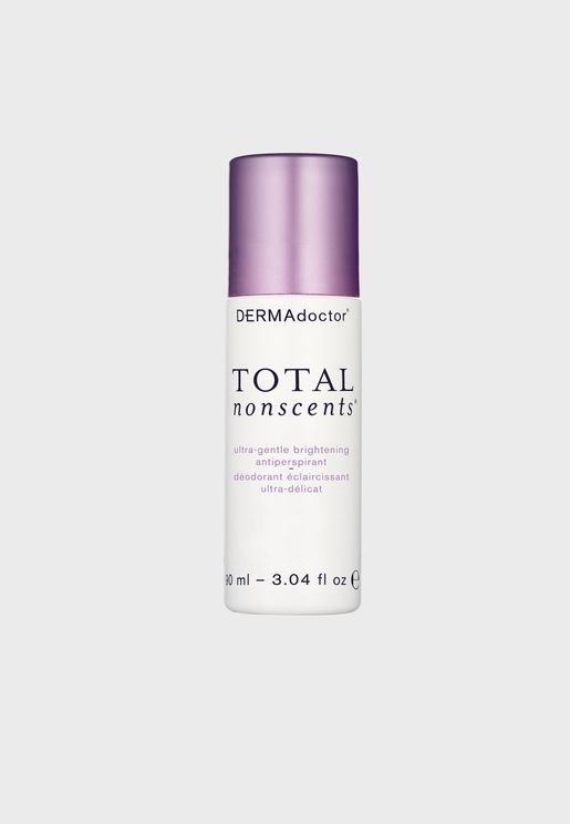 Total Nonscents Brightening Antiperspirant