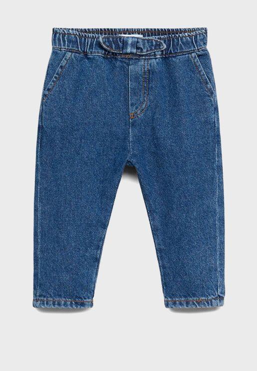بنطال جينز للبيبي